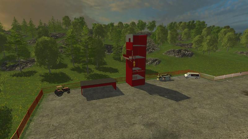 FS 15: Bjorn Holm firefighters Edition v 1 0 Maps Mod für Farming