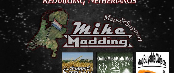 Rebuilding Netherlands christmas edition 2015