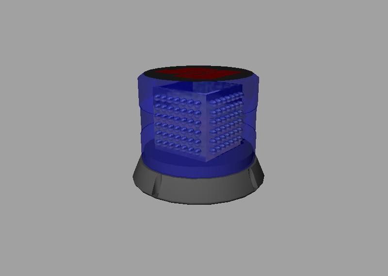 Ls 15 Federal Signal V 1 0 Feuerwehr Mod F 252 R