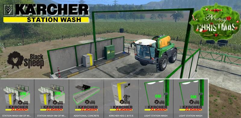 ls 15 wash agram karcher light v 2 0 platzierbare objekte mod f r landwirtschafts simulator 15. Black Bedroom Furniture Sets. Home Design Ideas