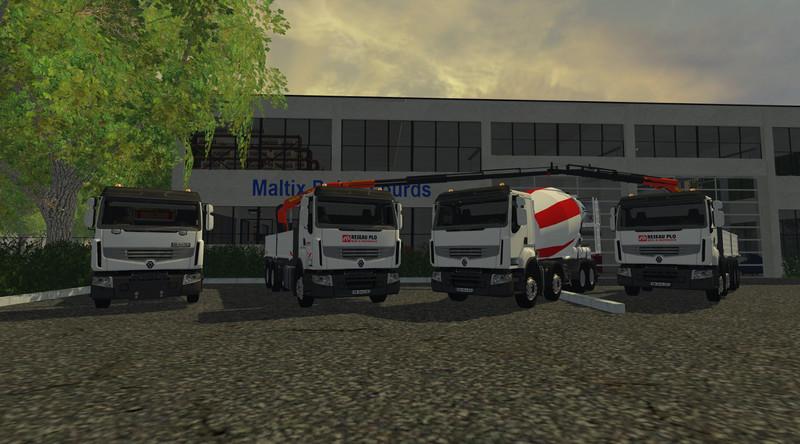 FS 15: Renault Lander v 1 0 Trucks Mod für Farming Simulator 15