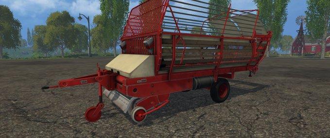 Krone-2500-ladewagen