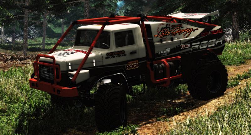FS 15: RaceTruck v 0 5 Beta Trucks Mod für Farming Simulator 15