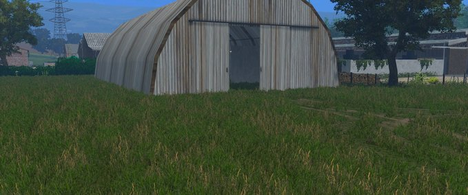 Hangar-tunnel
