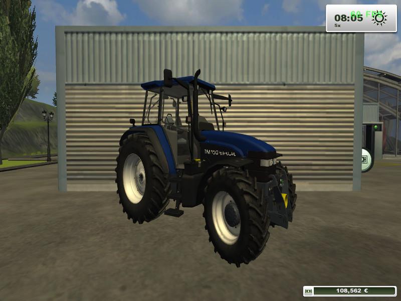 FS 2013: New Holland TM150 v 1 0 MR New Holland Mod für