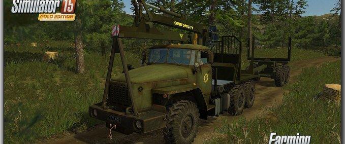 Ural-4320-forestry-set