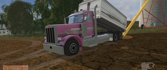 Peterbilt-379-grain-truck
