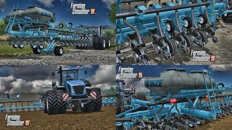 FS 15: Kinze 3800 v 2 0 Seeders Mod für Farming Simulator 15