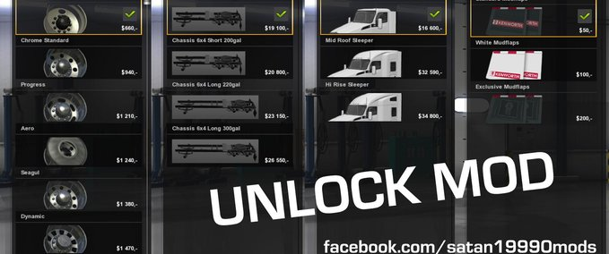 Unlock-mod