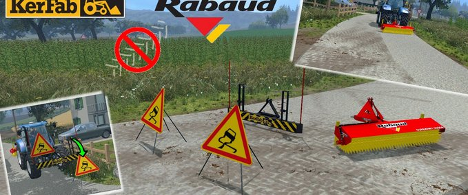 Sweeper-rabaud-and-sign-slippery