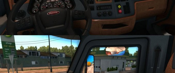 Peterbilt-579-interior-motoren-kraftstofftank-getriebe