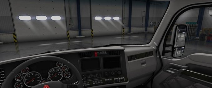 Kenworth-t680-real-interior-mod