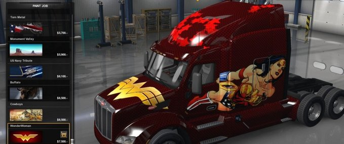 Wonder-woman-peterbilt-579