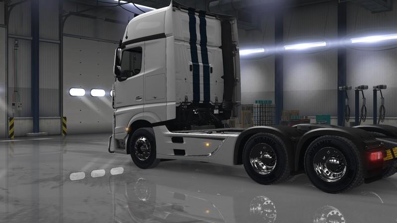 ats mercedes benz actros mp4 v 2 0 trucks mod f r. Black Bedroom Furniture Sets. Home Design Ideas