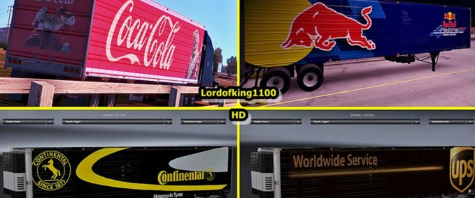 International-trailers-pack