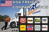 Usa-freight-company-logos