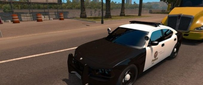 Usa-police-traffic