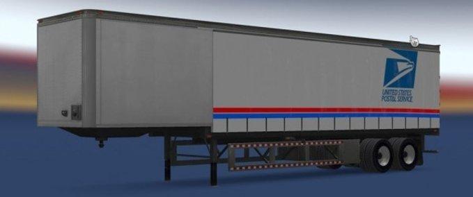 Usps-trailer