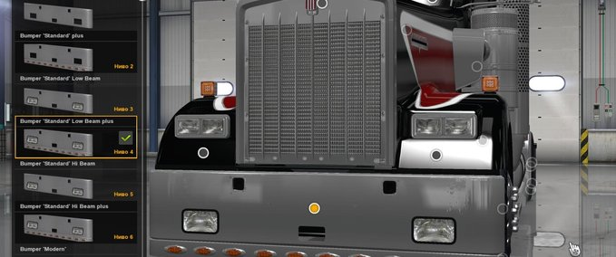 Extra-bumpers-for-kenworth-w900