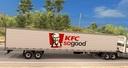 Kfc-standalone-reefer-trailer