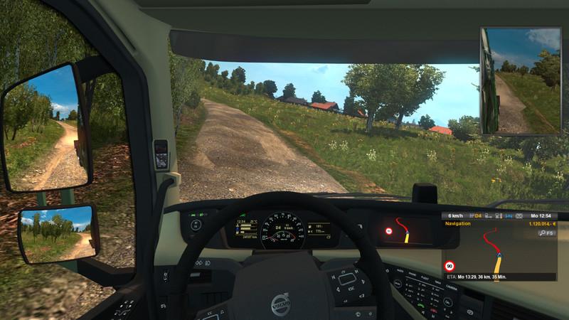 Ets Rus Map V Maps Mod Für Eurotruck Simulator - R us map
