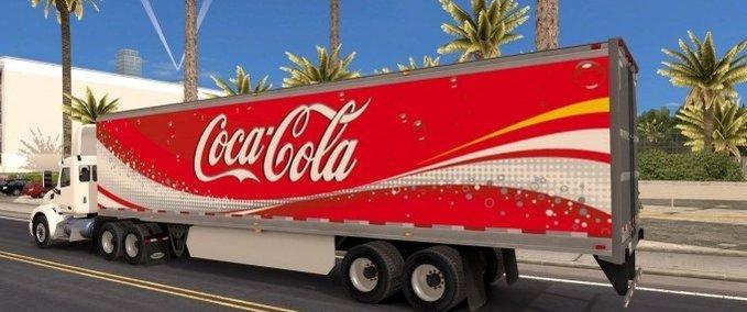 Coca-cola-reefer-trailer