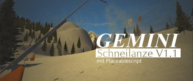 Gemini-schneilanze