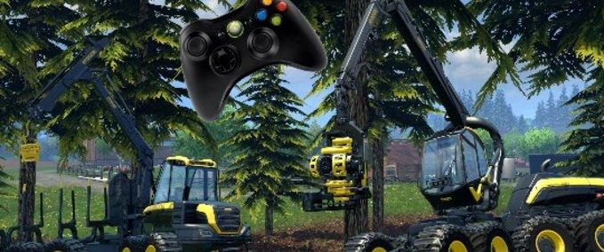 landwirtschafts simulator steuerung