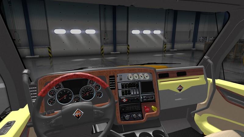 Ats International Prostar V 1 0 Trucks Mod F R American Truck Simulator