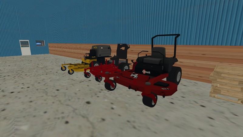 FS 15: Lawn care set v 2 0 Lawn Care Pack Mod Packs Mod für Farming