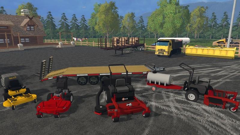 Fs 15 Lawn Care Set V 2 0 Lawn Care Pack Mod Packs Mod