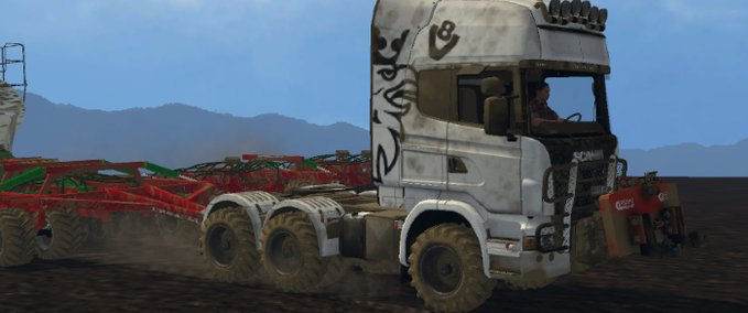 Scania-agrotruck