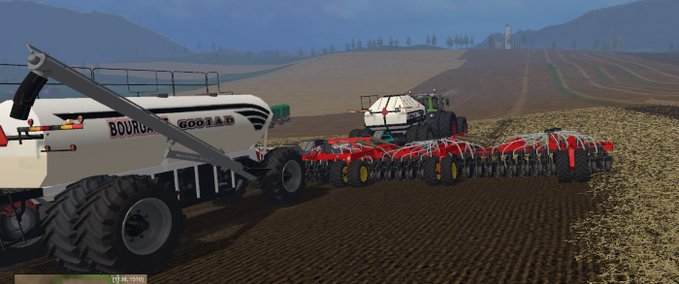 Bourgault-aio