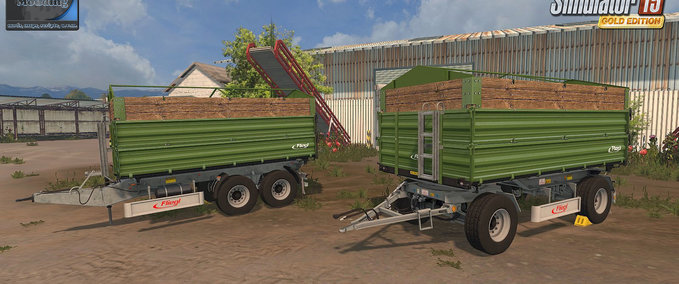 Fliegl-trailer-set-1