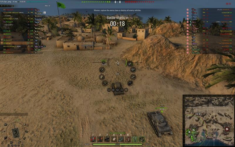 world of tanks panel health bar mod