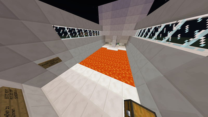 Minecraft: Kleine Portal Gun Adventure map v 1.8.9 Maps Mod für ...