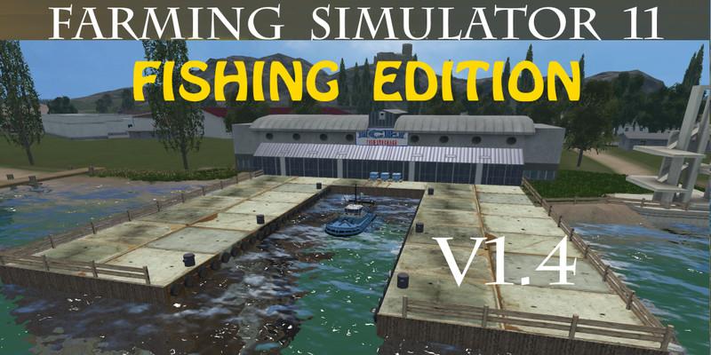 FS 15: Giants Map LS11 v 1 5 Maps Mod für Farming Simulator 15