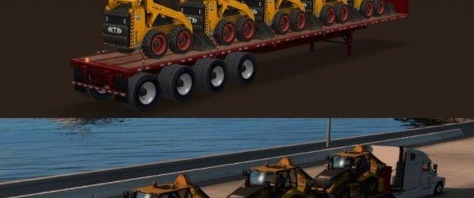 Long-flatbed-machinery-pack
