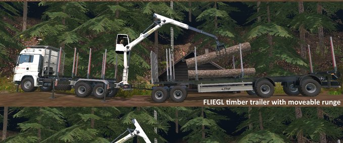 Man-tgs-33-440-forestry-truck-trailers
