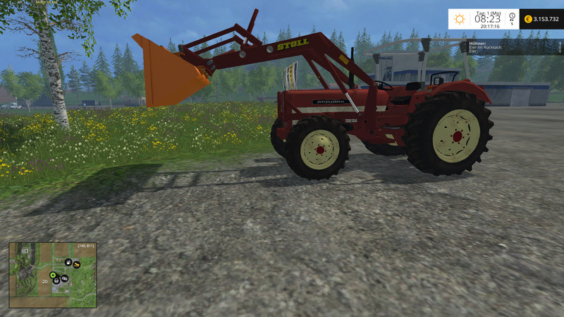 Ls 15 Ihc 844 V 1 0 Ihc Mod F 252 R Landwirtschafts Simulator 15