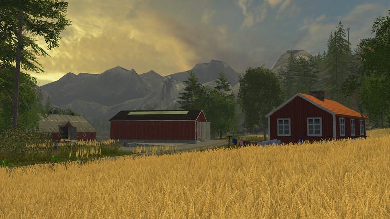 FS SouthWestNorway V Maps Mod Für Farming Simulator - Norway map ls 2013