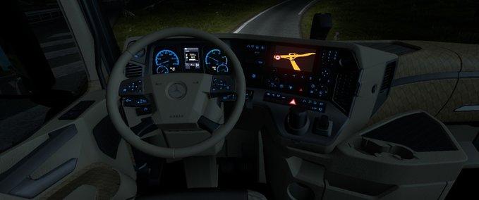 Mp4-comfort-interior-bluelights