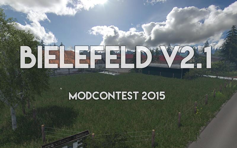 FS 15: Bielefeld v 2 1 Maps Mod für Farming Simulator 15 | modhoster com