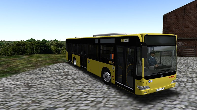 Mercedes Benz Citaro Facelift  Ef Bf Bd Beta