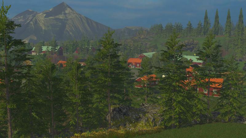 FS SouthWestNorway V Maps Mod Für Farming Simulator - Norway map farming simulator 2013