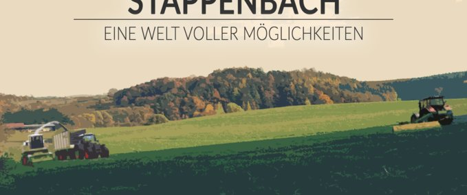 FS 15: Stappenbach v 2 1 Maps Mod für Farming Simulator 15