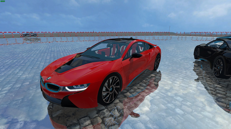 Fs 15 Bmw I8 Edrive V 1 7 Cars Mod Fur Farming Simulator 15