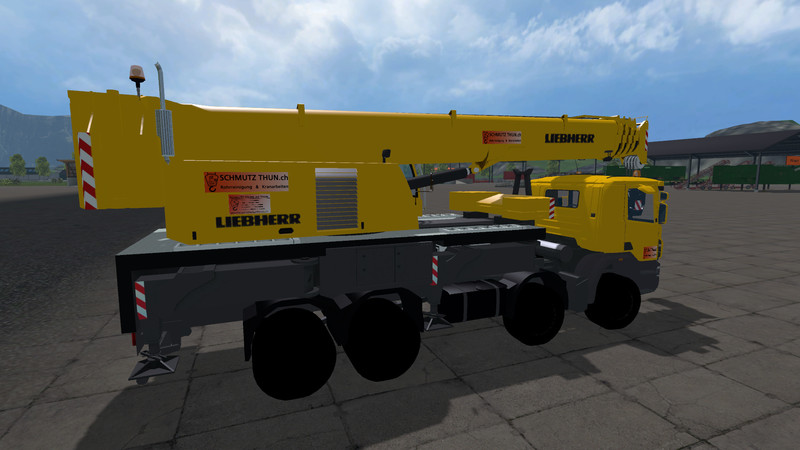 heli simulator with Liebher Kran Mit Schweizer Firma Logo Schmutz Thun on Crawler Sarens Kran further Logging Spider Gadget Gear together with Galleries furthermore Tuncang Investment Co Appointed Distributor For Sw 4 In China moreover ModList.