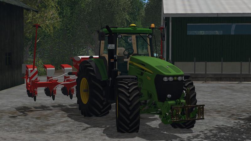 Fs 15 John Deere 7920 V 1 1 7000er Mod F 252 R Farming