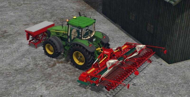 Fs 15 Kverneland Ng S 601 F35 V 2 Seeders Mod F 252 R Farming Simulator 15